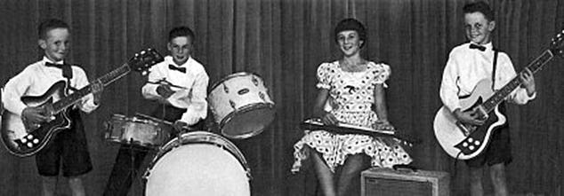 tommyemmanuel-first-band